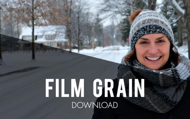 download free film grain