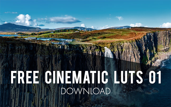 download free cinematic luts