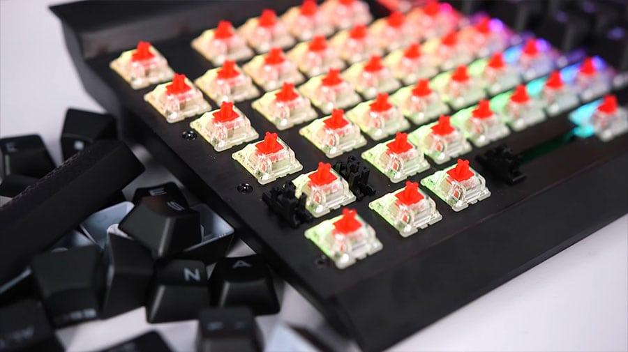 Corsair K70 RGB MK 2 Mechanical Gaming Keyboard Ultimate Review