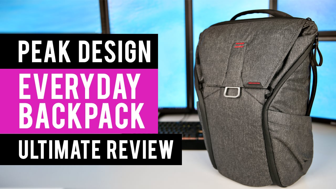 Peak Design Everyday Backpack Ultimate Review Pl An 1 Anchor Mount