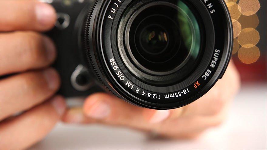 Fuji 18-55mm Lens