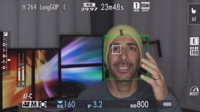 Fuji X-T3 Eye Detection Autofocus