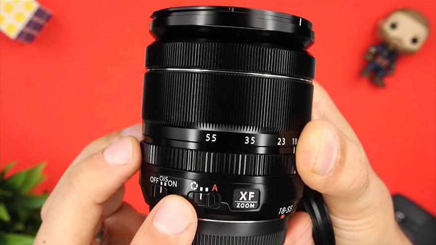 Fuji X-T3 Kit Lens