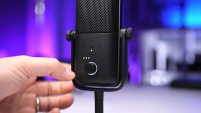 elgato wave 3 usb microphone buttons