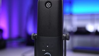 elgato wave 3 usb microphone front