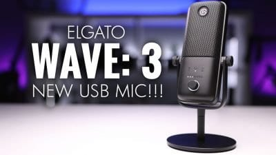 elgato wave 3 usb microphone review